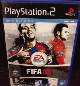 FIFA 08⚽️ PS2