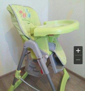 продаю стульчик для кормления happy baby
