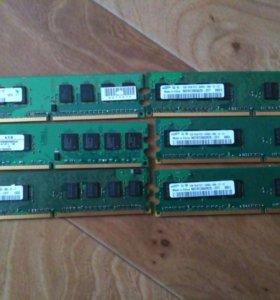 Оперативная память DDR2
