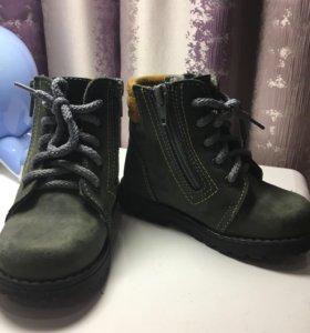 Ботинки детскик