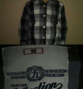 Рубашки 98рр