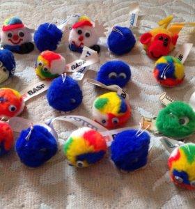Мягкие игрушки сувениры