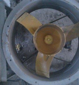 Осевой вентилятор ВО 6-300