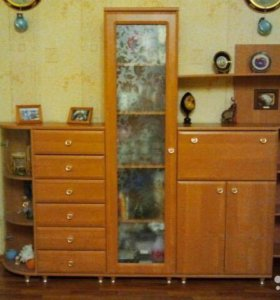 Комплект мебели прихожая и гостиная