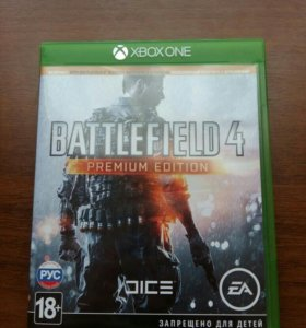Xbox one,BATTLEFIELD 4