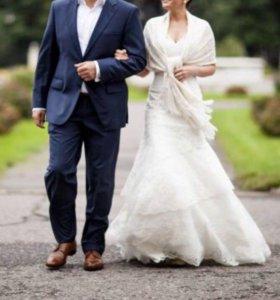 Свадебное платье Glenda от Amelia Sposa