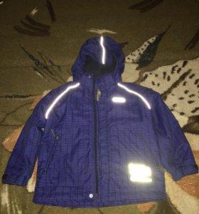 Куртка reima 104 p