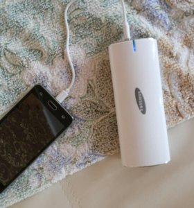 Внешний аккумулятор Samsung 10000 mA.