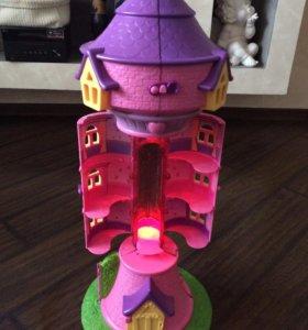 Игрушки  Башня - лифт
