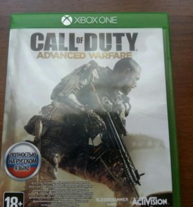 Xbox One,Call of Duty AW
