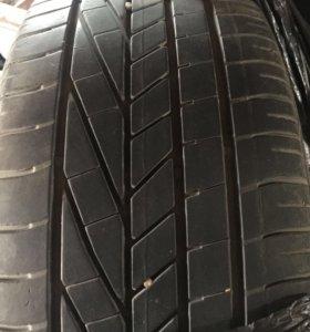 Продам летние шины 4 шт