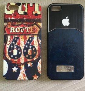 Чехлы на iPhone 5,5s,se