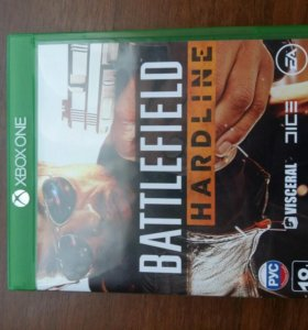 Xbox One,BATTLEFIELD HARDLINE