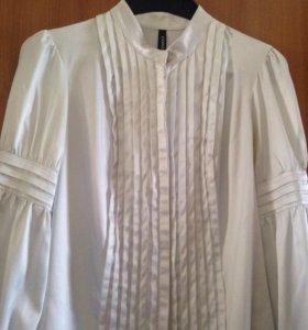 Рубашка шелк