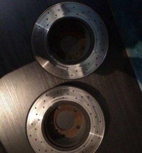 Тормозные диски BMW e39