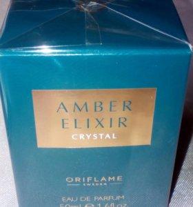 Туалетная вода Amber Elixir Crystal