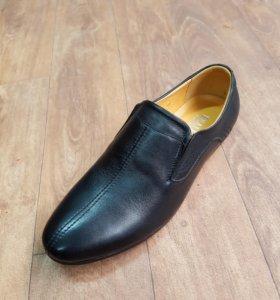 Туфли кожаные 👖👍👍