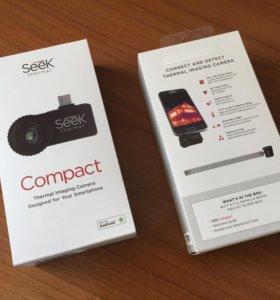 Тепловизор Seek Thermal Compact для Android. Новый
