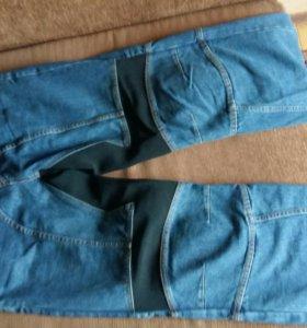 Мото - джинсы xelement