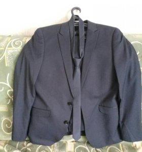 """Пиджак+брюки+галстук фирмы """"Reserved"""""""