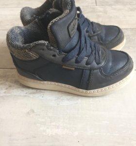Zara kids ботиночки
