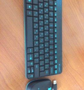 Без проворная мышь и клавиатура