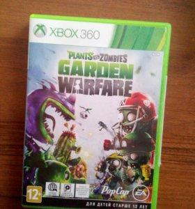 Игра Garden warfare