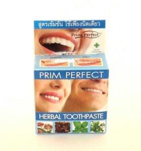 Тайская органическая зубная паста