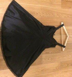Черное платье, Naf Naf. бу