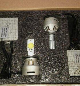 Лампы автомобильные LED Headlight цоколь 9006