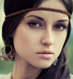 Полоска для волос (ободок на резинке) H&M