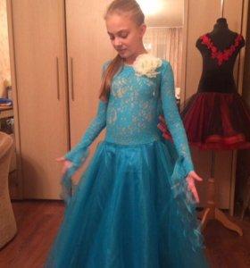 Платье для бальных танцев Стандарт Ю-1