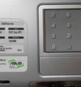Ноутбук Asus x50v