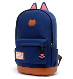 Новый рюкзак с ушками