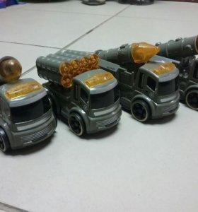 Военные модели