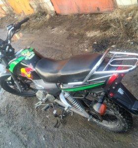 Мотоцикл senkey sk150-6