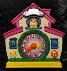 Часы обучающие