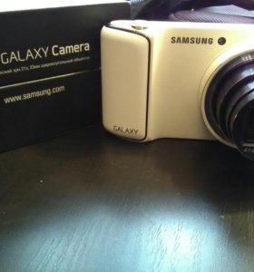 Камера сWi-Fi с большим экраном 12,5см по диоганал