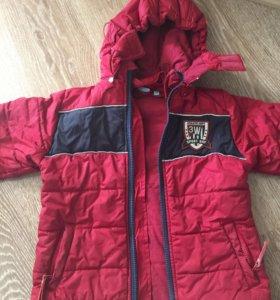 Куртку futurino рост 104