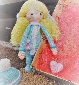 Мятная куколка Lalilala