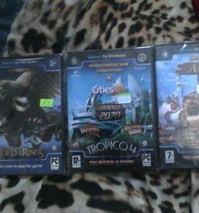 Коллекции игр для компа 11 часть