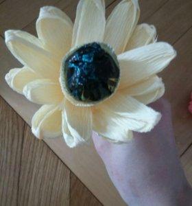 Цветы с МарСиаНкой.Вкусный цветочек