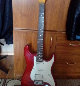 Электро гитара JAY TURSER JT-301-TR