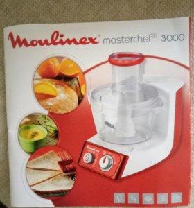 Кухонный комбайн Moulinex fp3141be