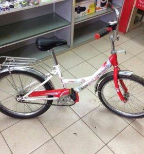 Велосипед детский Tech Team