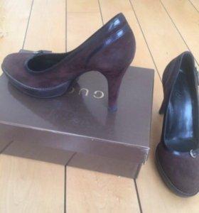 Gucci туфли