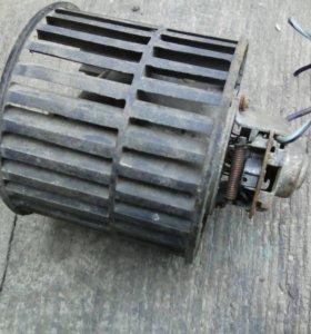 Вентелятор печки 2109