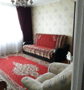 Сдаётся 1-комнатная квартира на длительный срок.