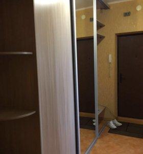 2 комнатная квартира с евроремонтом
