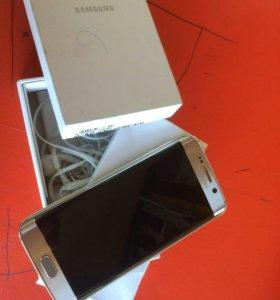 Срочно Продам Samsung Galaxy s 6 eqde gold 32 GB